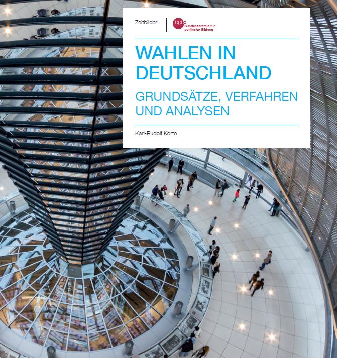 Die Neuauflage von 'Wahlen in Deutschland' erscheint im März 2017.