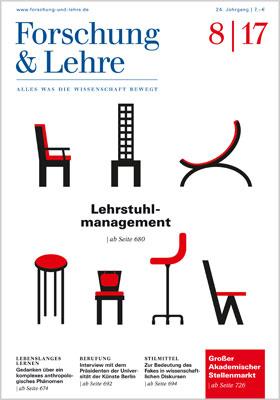 Prof. Dr. Karl-Rudolf Korte über Wissenschaftsfreiheit in der Zeitschrift 'Forschung & Lehre'