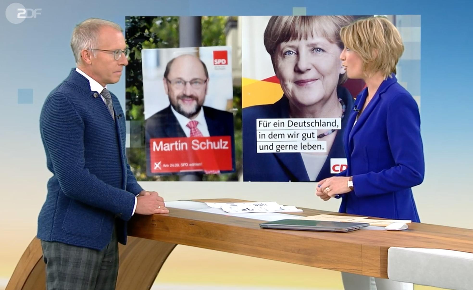 Karl-Rudolf Korte zu Gast im 'mittagsmagazin'