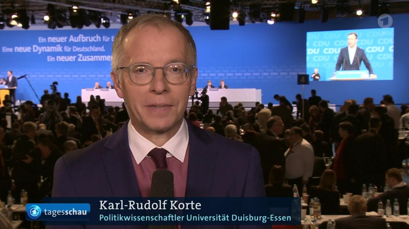 führende personen in deutschland